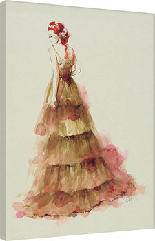 Obraz na plátne Louise Nisbet - Sienna