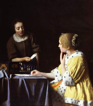 Canvas Mistress and Maid