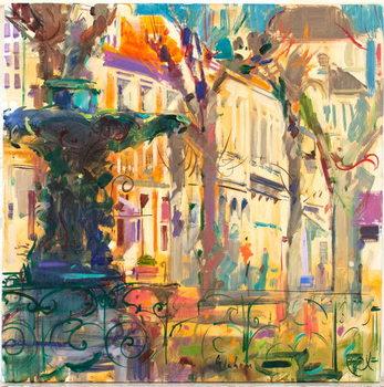 Obraz na plátne Montreuil-sur-Mer