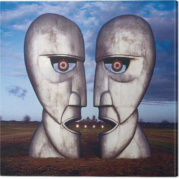 Canvas Pink Floyd - The Divison Bell