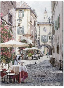 Obraz na plátne Richard Macneil - Cobbled Street