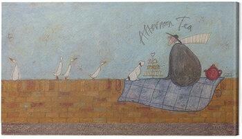Canvas Sam Toft - Afternoon tea