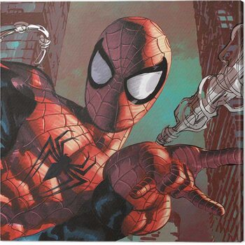Canvas Spider-Man - Web Sling
