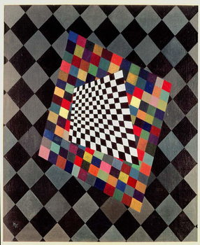 Square, 1927 Canvas