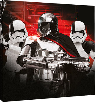 Star Wars: The Last Jedi - Trooper Team Canvas