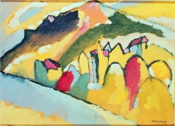 Canvas Study in Autumn No. 1, 1910