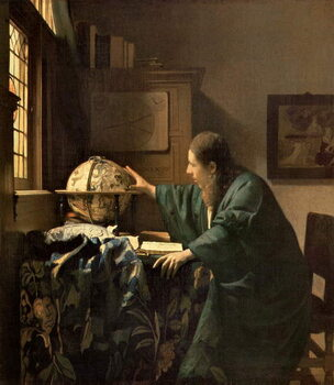 Canvas The Astronomer