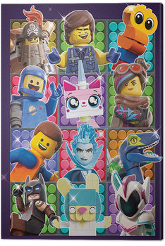 The Lego Movie 2 - Some Assembly Required Canvas