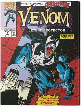 Canvas Venom - Lethal Protector Comic Cover