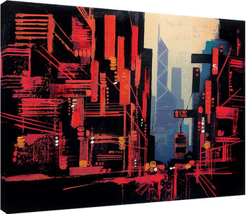 Colin Ruffell - Hong Kong Canvas