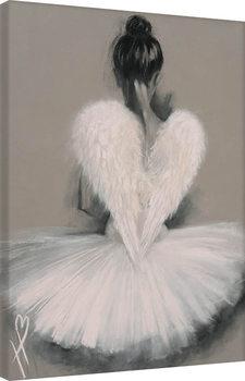 Hazel Bowman - Angel Wings Canvas