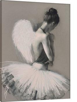 Hazel Bowman - Angel Wings II Canvas