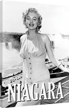 Marilyn Monroe - Niagara Pose Canvas