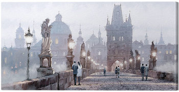 Richard Macneil - Charles Bridge Canvas