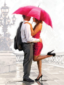 Richard Macneil - Cupid's Lantern Canvas