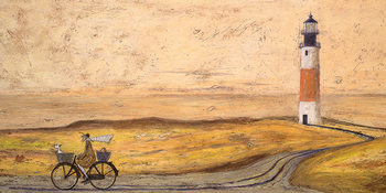 Obraz na plátne  Sam Toft - A Day of Light