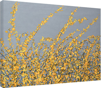 Simon Fairless - Yellow Blossom Canvas