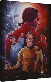 Star Trek: Space Seed - 50th Anniversary canvas