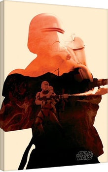Star Wars Episode VII: The Force Awakens - Chewbaca Tri canvas