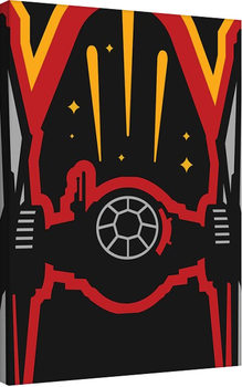 Star Wars Episode VII: The Force Awakens - X-Wing Icon Canvas