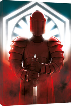 Star Wars: The Last Jedi - Elite Guard Defend Canvas