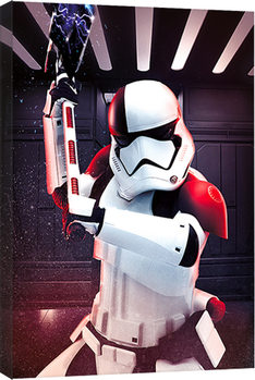 Star Wars: The Last Jedi - Executioner Trooper Canvas