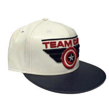 Cappellino  Captain America - Team Cap