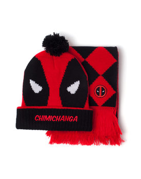 Cappellino  Deadpool - Chimichanga