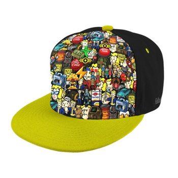 Cappellino Fallout - Emoji