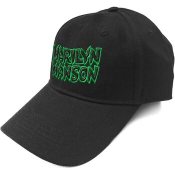 Cappellino Marilyn Manson - Logo