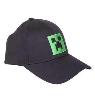 Cappellino Minecraft - Creeper