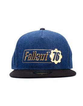 Fallout - Fallout 76 Logo Cap