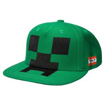Minecraft - Creeper Cap