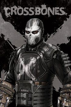 Αφίσα  Captain America Civil War - Crossbones