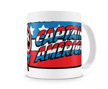 Tasse Captain America - Flag