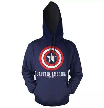 Felpa Captain America - Logo