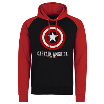 Pullover Captain America - Logo
