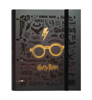 Instrumente de scris Harry Potter A4