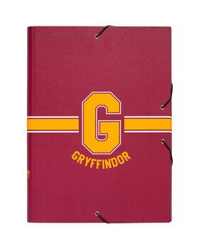 Instrumente de scris Harry Potter - Gryffindor A4