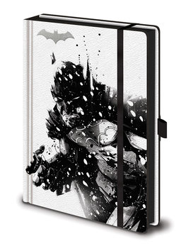 Carnețele Batman PREMIUM - Arctic