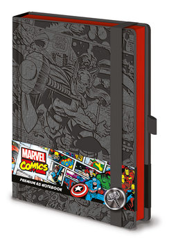 Carnețele Marvel  Thor A5 Premium