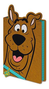 Carnețele Scooby Doo - Ruh-Roh Furry Cover