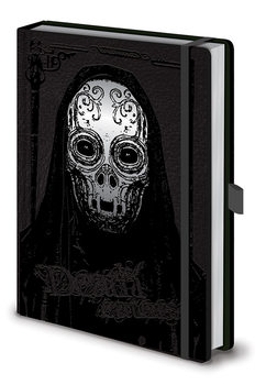 Carnet Harry Potter - Death Eater