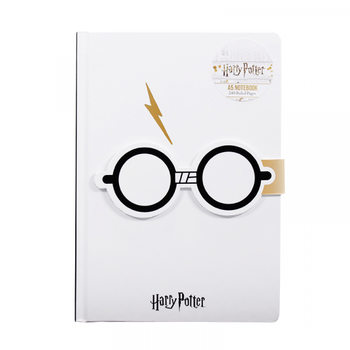Carnet Harry Potter - Lightening Bolt A5