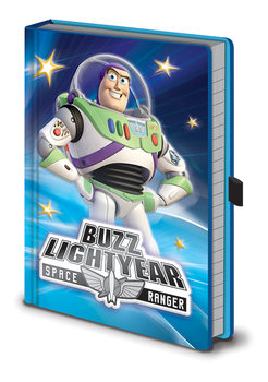 Carnet Toy Story - Buzz Box