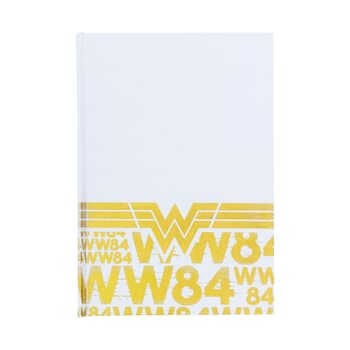 Carnet Wonder Woman 1984 - Logo