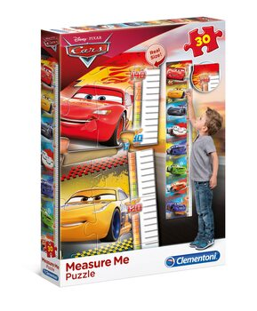 Puzzle Cars - Measure Me