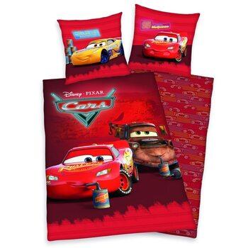Linge de lit Cars - Quatre roues
