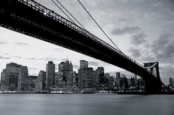 Carta da parati Brooklyn Bridge - New York