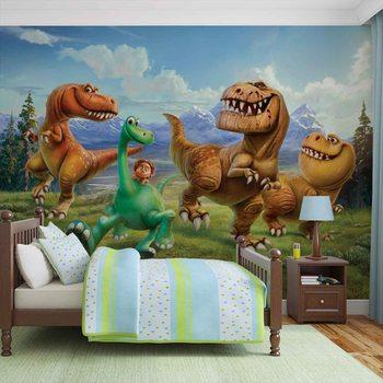 Carta da parati Disney Dinosauro Buono